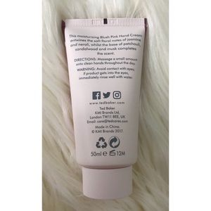 Ted Baker London Other - TED BAKER Hand Cream NEW